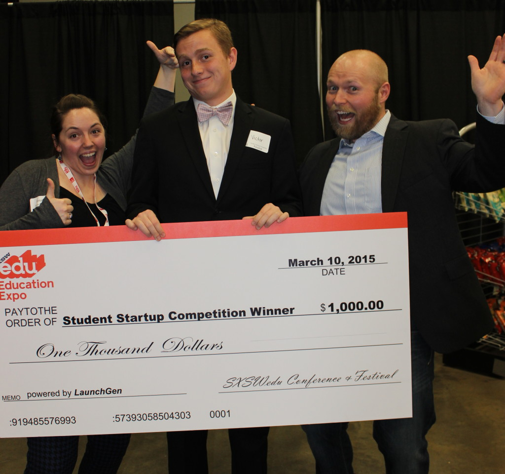 SXSWedu Student Startup Competition