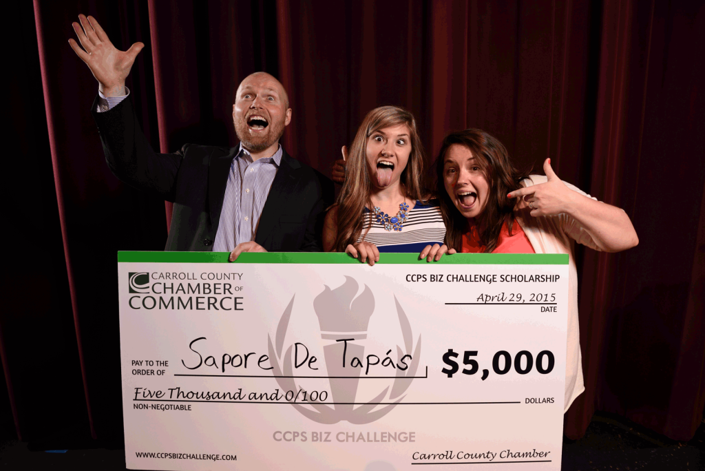 CCPS Student Business Challenge 2015